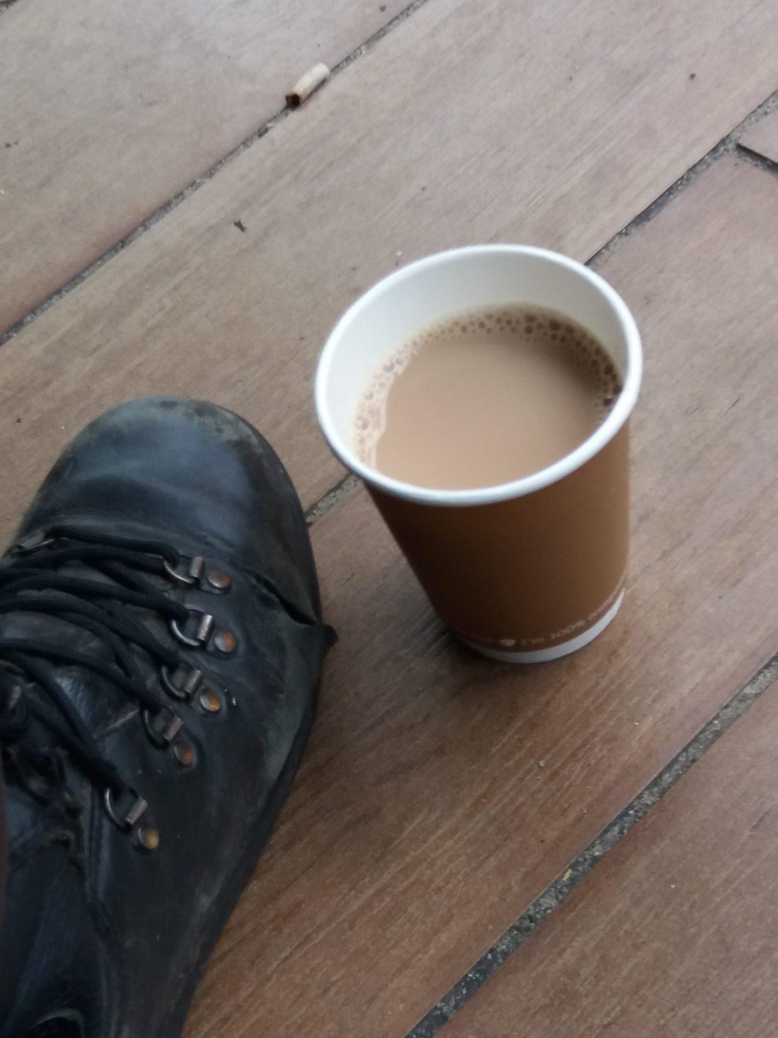 Cup of tea, Homeless Heaven