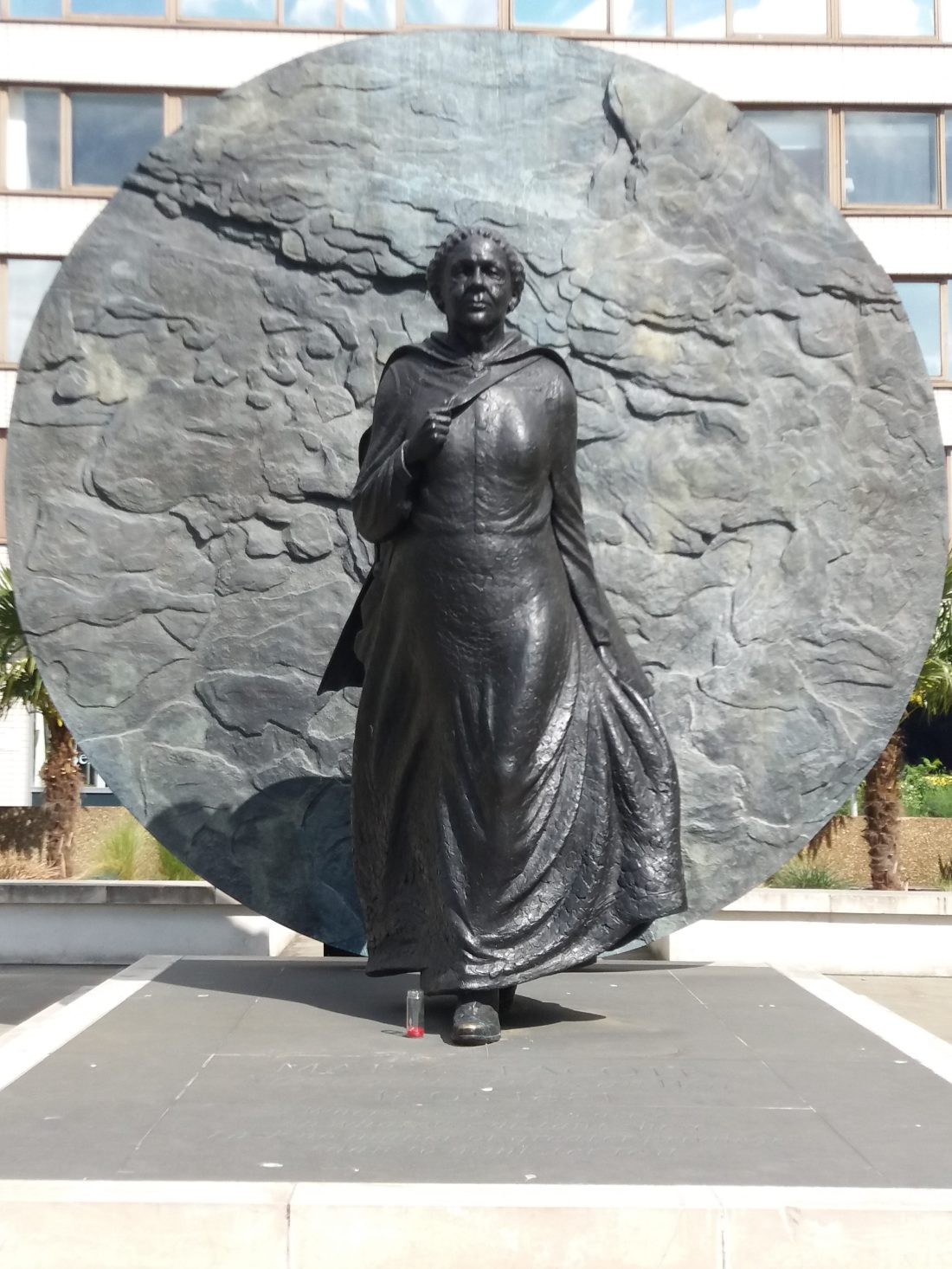 Every life matters Mary Seacole inspirational lady